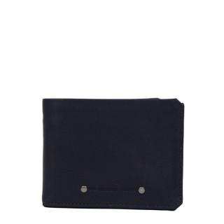 Jean-Louis Fourès Baroudeur Italian Wallet Without Flap Black
