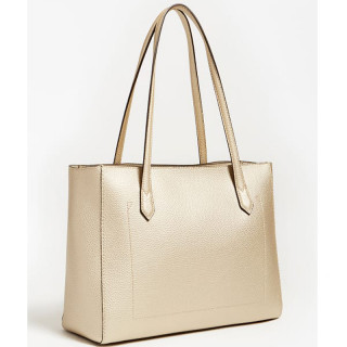 Guess Uptown Chic Sac Cabas Gold