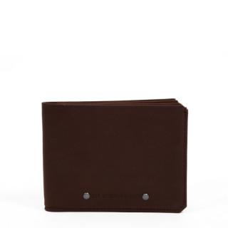 Fourès Baroudeur Workshops Wallet Italian Sans Flap F957 Cognac