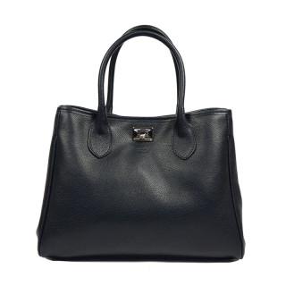Berthille Ines Marine Handbag