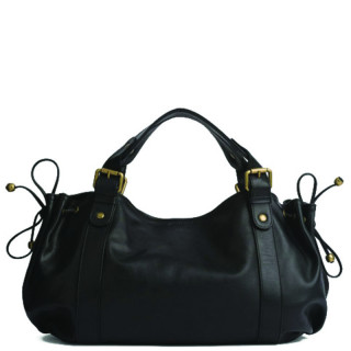 Gérard Darel The 24 Hours Black Handbag