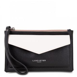 Lancaster Maya Large Pocket Organized 117-05 Black In