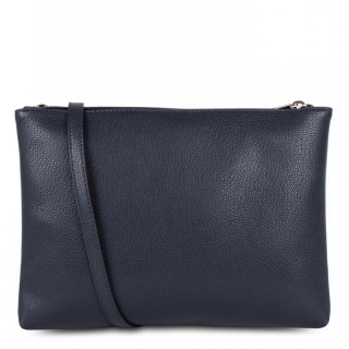 Lancaster Maya Bag Pocket 517-27 Dark Blue Python