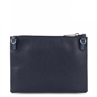 Lancaster Maya Crossbody Bag 517-44 Dark Blue Python