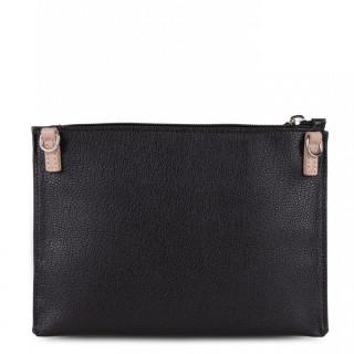 Lancaster Maya Crossbody Bag 517-44 Black In