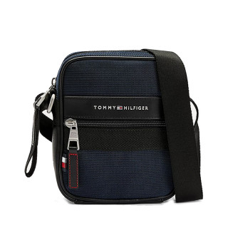 Tommy Hilfiger Elevated Nylon Small Bag Reporter Desert Sky