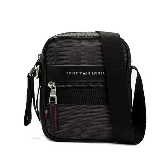 Tommy Hilfiger Elevated Nylon Petit Sac Reporter Bds Black