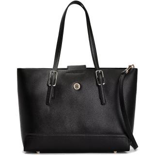 Tommy Hilfiger Honey Bag Cabas Medium Black Bds