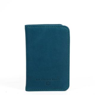 Jean Louis Fourès Baroudeuse Porte-Cartes B11 Turquoise