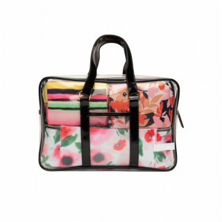 Lollipops Hirondelle Vanity Bag And Multicolored-Golden Cosmetic Kit