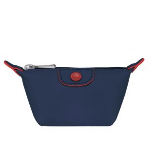Longchamp The Navy Wallet Pliage Club