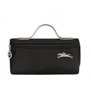 Longchamp The Pliage Club Black Cosmetic Pocket