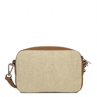 Lancaster Actual Crossbody Bag Porté Travers 418-24 Camel