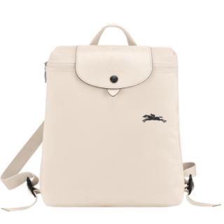 Longchamp The Pliage Club Craie Back Bag
