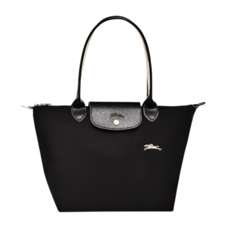 Longchamp The Pliage Club Shopping S Black