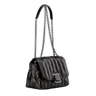 Longchamp Brioche Sac Porté Travers S Noir