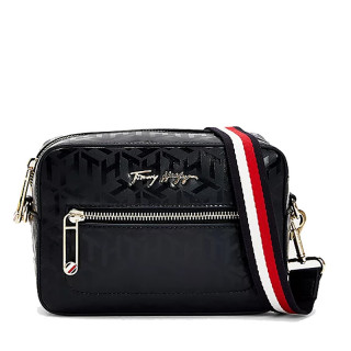 Tommy Hilfiger Iconic T Small Bag Reporter Logo Desert Sky