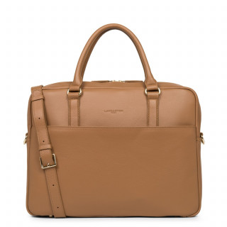 Lancaster Mademoiselle Bag Wears Women's Documents at 1 Bay 573-76 Camel