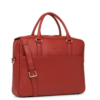 Lancaster Mademoiselle Bag Wears Women's Documents at 1 Bay 573-76 Red