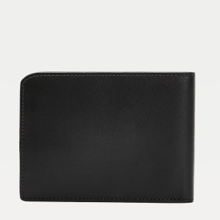 Tommy Hilfiger Metro Black Bds Card and Currency