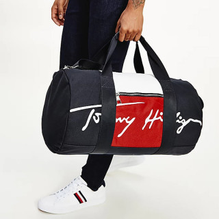 Tommy Hilfiger Desert Sky Signature Sport Bag