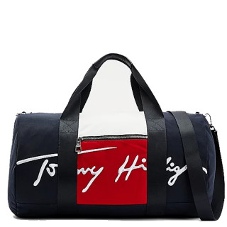Tommy Hilfiger Sac de Sport Signature Desert Sky