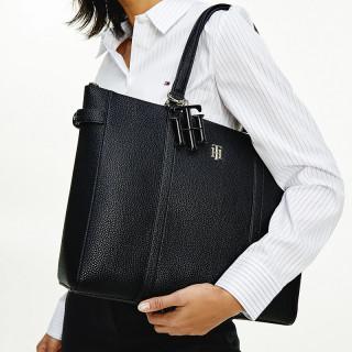 Tommy Hilfiger TH Soft Bag Cabas Black