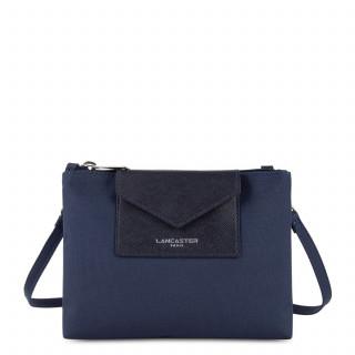 Lancaster Smart Kba Small Crossbody Bag 516-26 Dark Blue