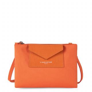 Lancaster Smart Kba Small Crossbody Bag 516-26 Orange