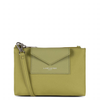 Lancaster Smart Kba Small Crossbody Bag 516-26 Pistachio