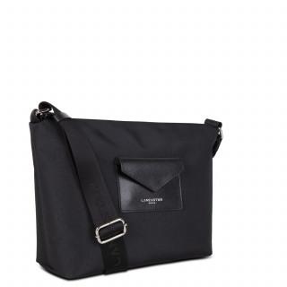 Lancaster Smart Kba Grand Crossbody Bag 516-28 Black