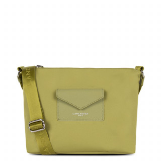 Lancaster Smart Kba Grand Crossbody Bag 516-28 Pistachio