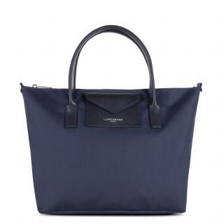 Lancaster Smart Kba Handbag 516-29 Dark Blue