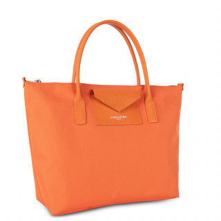 Lancaster Smart Kba Handbag 516-29 Orange