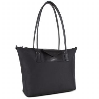 Lancaster Smart Kba Bag Cabas Worn Shoulder 516-30 Black