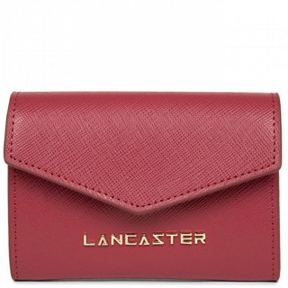 Lancaster Saffiano Signature Mint Door 127-01 Raspberry