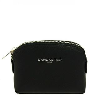 Lancaster Saffiano Signature Wallet 121-25 Black
