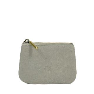 Mila Louise Briny Lizard PM Silver Pocket