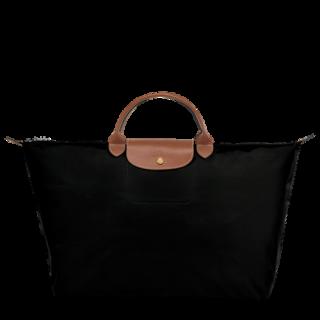 Longchamp The Original L Black Travel Bag