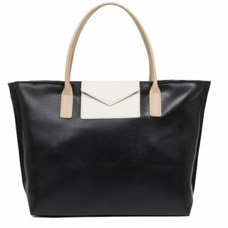 Lancaster Maya Bag Cabas 517-18 Black EN