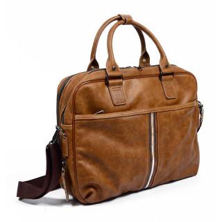 Serge Blanco San Diego Bag Door Computer SGO41017 Cognac