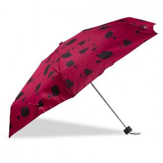 Isotoner Mini Umbrella Women Fold X-TRA Dry Manuel Ginko Flower