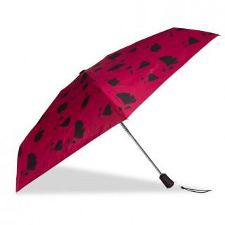 Isotoner Umbrella Women X-TRA Sec Automatic Ginko Flower