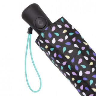 Isotoner Parapluie Femme Pliant X-TRA Sec Automatique Graine Pop