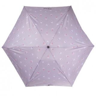 Isotoner Parapluie Femme Pliant X-TRA Sec Automatique Paon