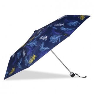 Isotoner Parapluie Femme Petit Prix Pliant X-TRA Sec Manuel Feuille De Palmier