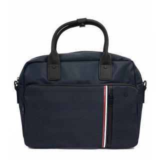 Serge Blanco San Francisco Sac Ordinateur SFO41004 Navy