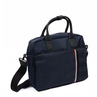 Serge Blanco San Francisco SFO41004 Navy Computer Bag