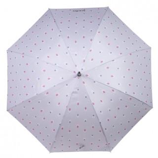 Isotoner Parapluie Femme Petit Prix Pliant X-TRA Sec Manuel Paon