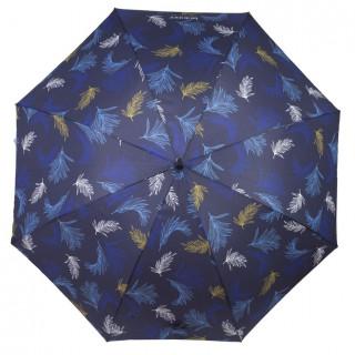 Isotoner Parapluie Femme Pliant X-TRA Solide Automatique Feuille De Palmier